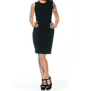 Calvin Klein Classic Sheath Dress
